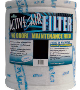 "Active Air 20""x16"" Carbon Filter - No Flange"