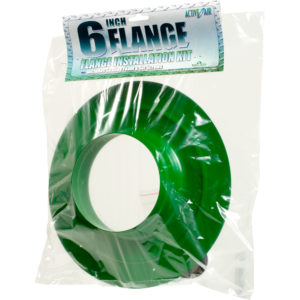 """Active Air 6"""" Flange"""