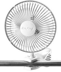 "6"" Clip Fan Air King"