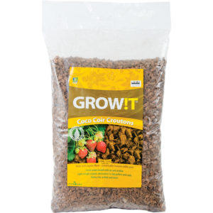 GROW!T Coco Coir Croutons, 28 L