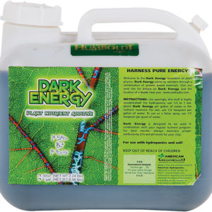 Dark Energy, 2.5 Gal