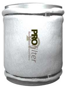 PRO filter 50 Reversible Carbon Filter