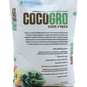 Cocogro Grow Media 1.75 cu ft loose bag