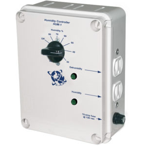 Humidity Controller, 15A@120vac