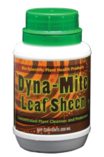 200ml Dyna-Mite Leaf Sheen