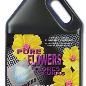 Pure Flower 0-30-20 1Gal (4/cs)