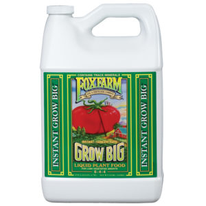 Grow Big Liquid Concentrate, 1 gal