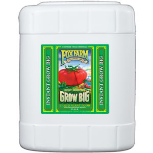 Grow Big Liquid Concentrate, 5 gal