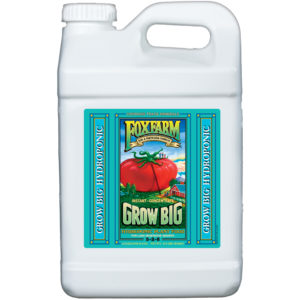 Grow Big Hydro Liquid Concentrate, 2.5 gal