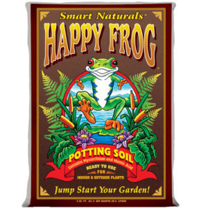 Happy Frog Potting Soil, 2 cu feet (51.4 dry qts)