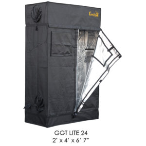 2'x4' LITE LINE Gorilla Grow Tent (No Extension Ki