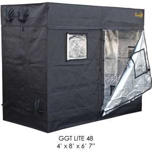 4'x8' LITE LINE Gorilla Grow Tent No Extension Kit