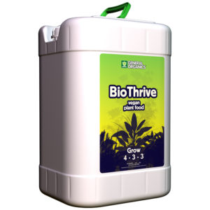 BioThrive Grow 6 gal