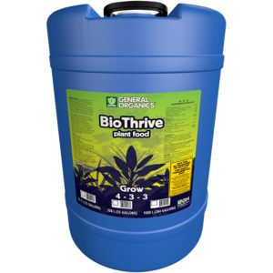 BioThrive Grow 15 Gal