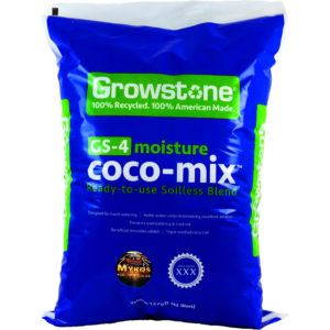 Growstone GS-4 Moisture Coco Mix 1.5 cf