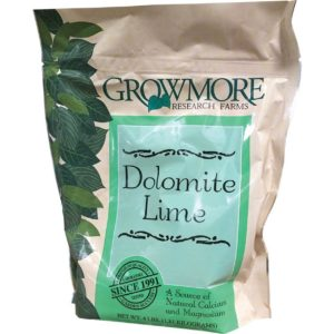 Dolomite Lime 4 lbs