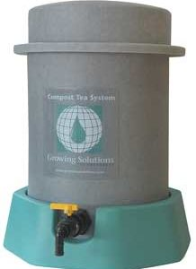 SPO Compost Tea System 100 Gal