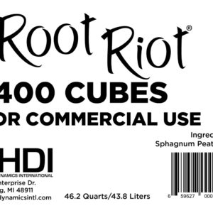 Root Riot Cubes 1400 ct. Box