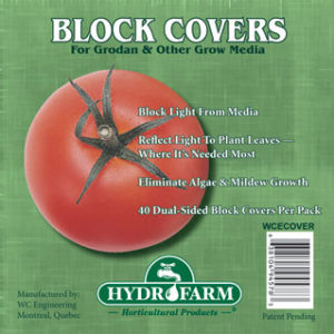 "4"" Rockwool Block Cover"