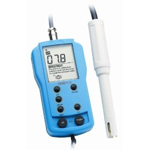 PH/EC/TDS/C Portable Meters