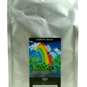 "Rainbow Mix ""PRO"" Grow 20 lbs 8-6-3"