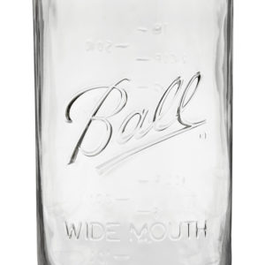 Ball Jar 24oz Wide Mouth Pint