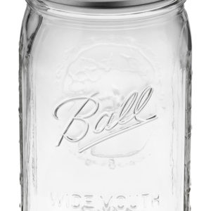 Ball Jar 32oz Wide Mouth Quart