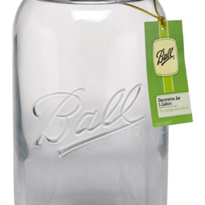 Ball Jar 1Gal Decorative (4/cs