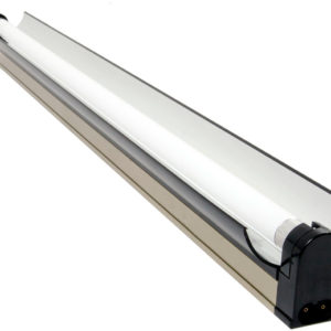 T5 Strip/Reflector Fixture w/Lamp 2ft