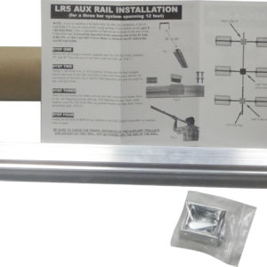 Light Rail 5, 4 foot auxilary rail