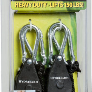1/8'' Light Riser Hanging Sys Heavy Duty (2 per) (12/cs