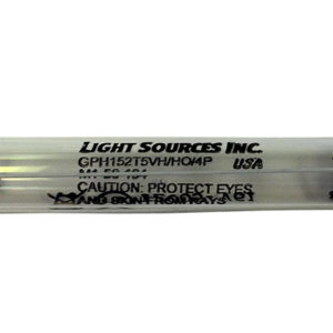 "Uvonair 6"" Replacement UV Bulb High Output"
