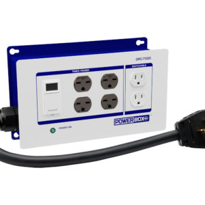 6 Light Controller with 240V and 120V (NEMA 14-30P