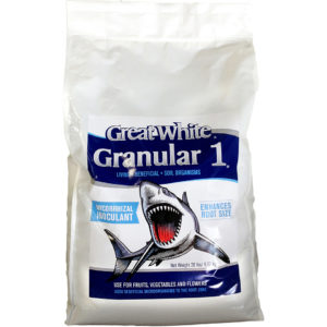 Great White Granular 1  20lbs