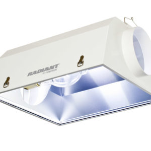 "Radiant 6"" Air Cool Reflector Unit (includes lens)"