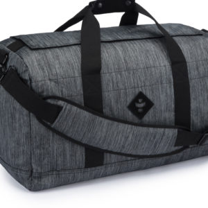Around-Towner - Stripe Black, MD Duffle