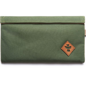 Confidant - Green, Money Bag