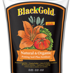 Black Gold all Organic soil