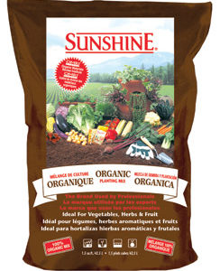 Organic Mix, 1.5 cu ft