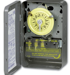 Intermatic Heavy Duty Timer 208-277V