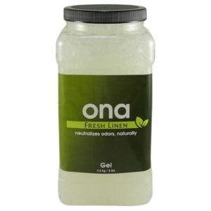 Ona Gel Fresh Linen Gallon Jar (4/Cs)