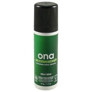 Ona Apple Crumble Mini Mist Can 1.2 oz (24/Cs)
