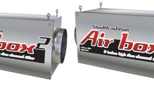 Air Box 3 Stealth Edition 1200 CFM 8 in
