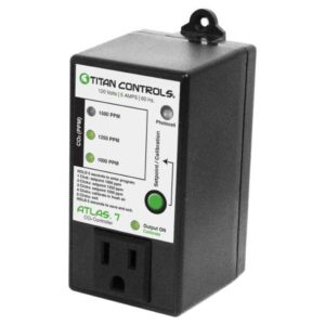 Titan Controls Atlas 7 - CO2 Controller