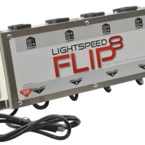 Lightspeed Controller FLIP 8 Lighting Flip Box