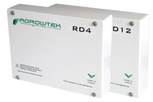 Agrowtek RD4 Four Dry-Contact Relays 24VDC/120VAC/5A