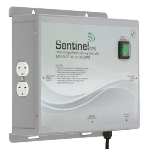 Sentinel GPS HPLC-4 High Power Lighting Controller 4 Outlet
