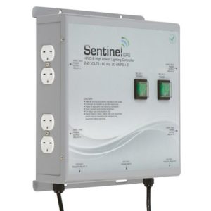 Sentinel GPS HPLC-8 Dual Trigger High Power Lighting Controller 8 Outlet