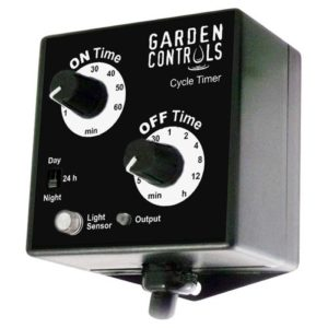 Grozone Garden Controls Cycle Timer (12/Cs)