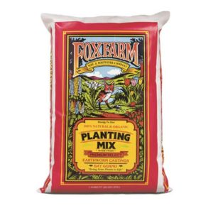 FoxFarm Planting Mix 1 cu ft (FL,IN,MO Label) (75/Plt)